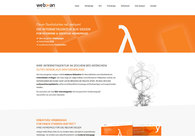 A great web design by Internetagentur webyan, Siegen, Germany: