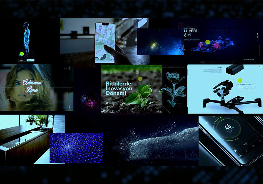 A great web design by Onex Software & Design, Izmir, Turkey: