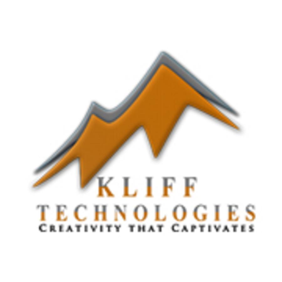 A great web design by Kliff Technologies, Delhi, India: