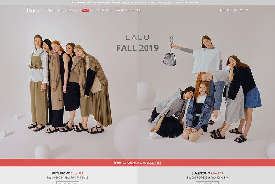 A great web design by Web Ninja Studio, Kuala Lumpur, Malaysia: Website, E-Commerce , Fashion , Wordpress