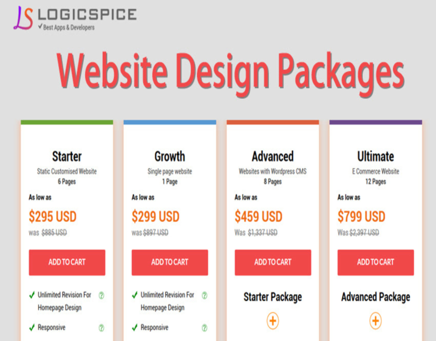 A great web design by Web Design Packages, Beverly Hills, CA: