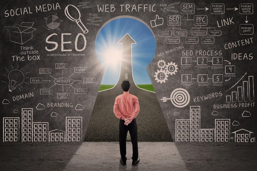 A great web design by Hitz Digital Marketing, Ahmedabad, India: