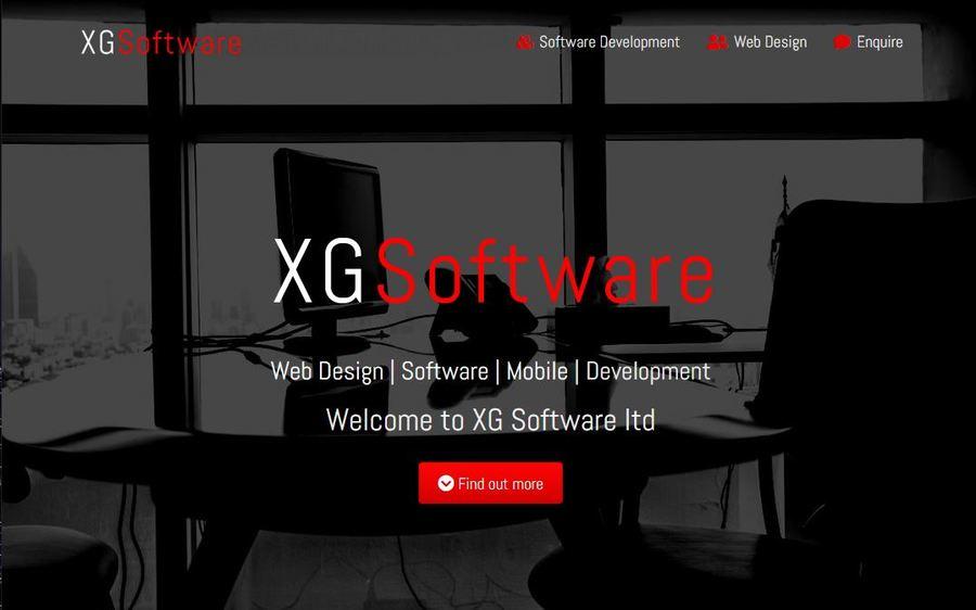A great web design by XG Software, Swansea, United Kingdom: Responsive Website, Portfolio , Software , ASP.NET