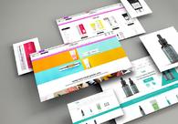 A great web design by RVS Media, London, United Kingdom: Responsive Website, E-Commerce , Health & Beauty , Magento