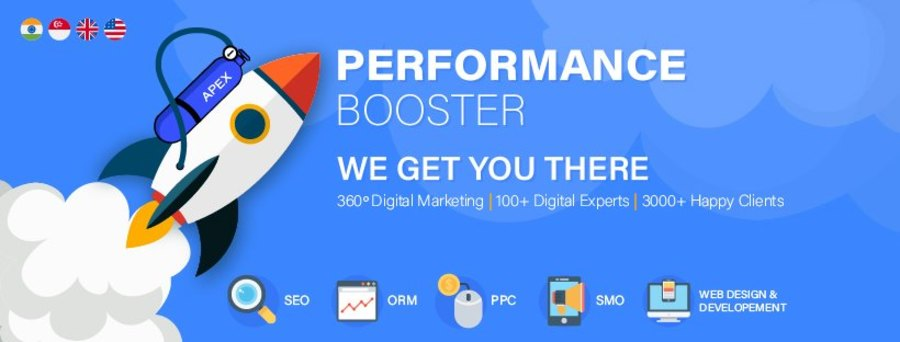 A great web design by Digital Marketing Services | Apex Infotech India, Mumbai, India: