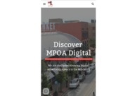 A great web design by MPOA Digital, Little Rock, AR:
