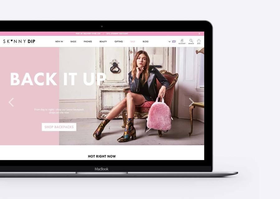 A great web design by Boss Digital, Nottingham, United Kingdom: