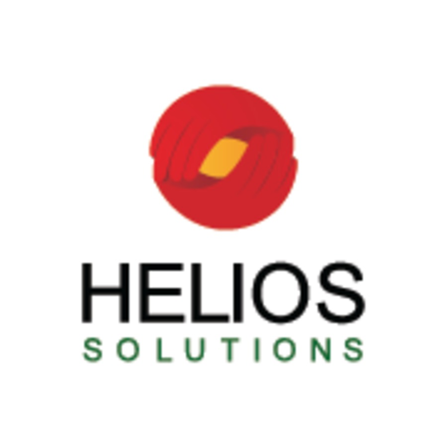 A great web design by Helios Solutions, Vadodara, India: