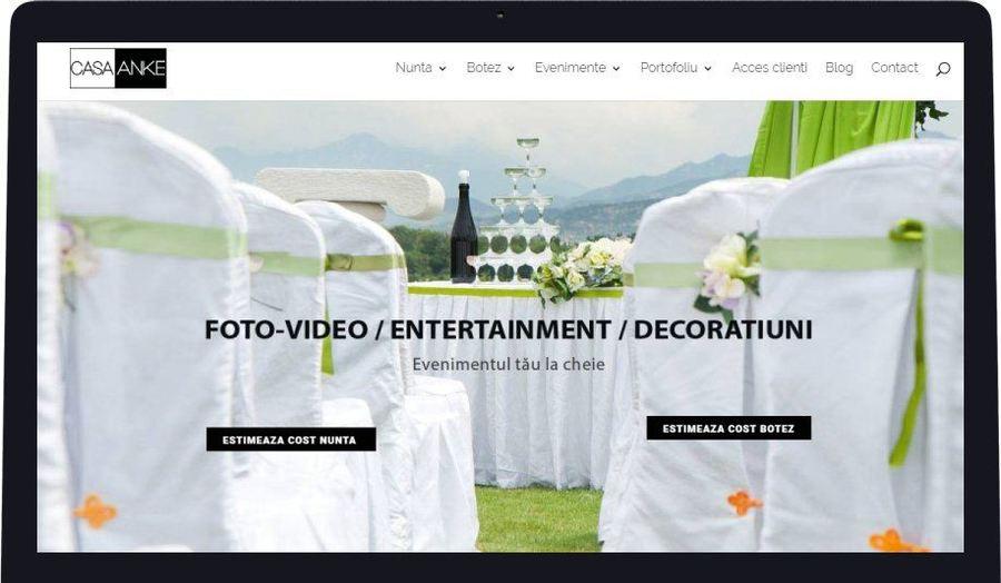 A great web design by UnicWeb Media SRL, Bucurestii Noi, Romania: