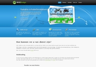 A great web design by WHG Design, Groningen, Netherlands: