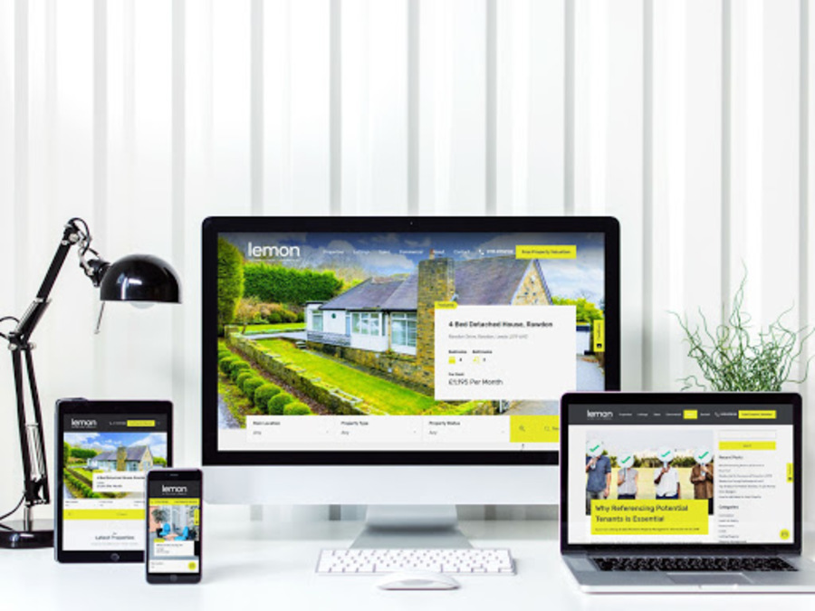 A great web design by Green Gecko Digital, Leeds, United Kingdom: Responsive Website, E-Commerce , Real Estate , Wordpress