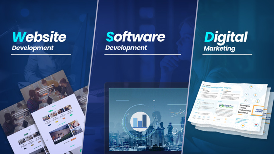 A great web design by Webcom Systems Pty Ltd, Adelaide, Australia: