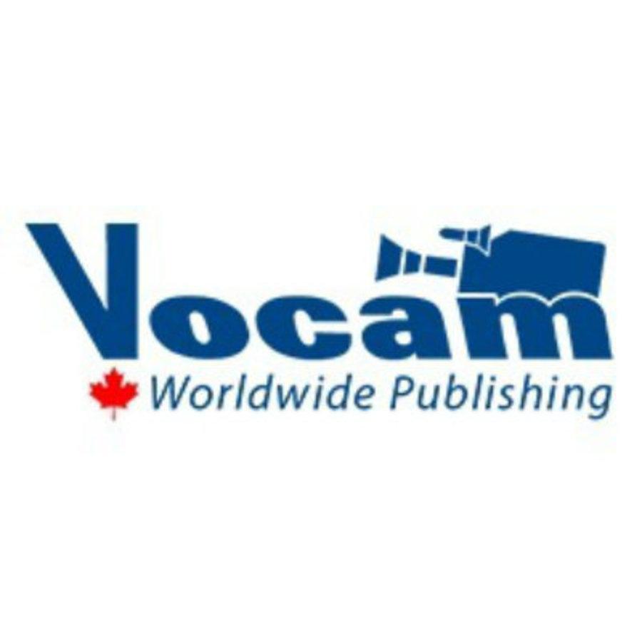 A great web design by Vocam, Toronto, Canada: