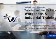 A great web design by webtek labs pvt ltd, Kolkata, India: Mobile App , Web Application , Education , node.js