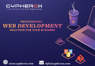 A great web design by Cypherox Technologies Pvt. Ltd, Ahmedabad, India: