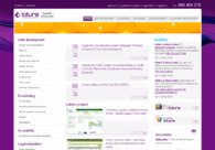 A great web design by Lotura, Donostia-San Sebastian, Spain: