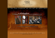 A great web design by Dave Bush Media Design, Saint Catharines, Canada: