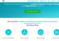 A great web design by Summit Digital, Sydney, Australia: