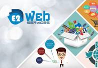 A great web design by E2webservices, Noida, India: