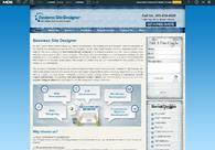 A great web design by Business Site Designer, Miami, FL: