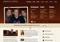 A great web design by Shift Design, Grand Rapids, MI: