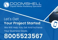 A great web design by Doomshell Softwares Pvt Ltd, Jaipur, India: