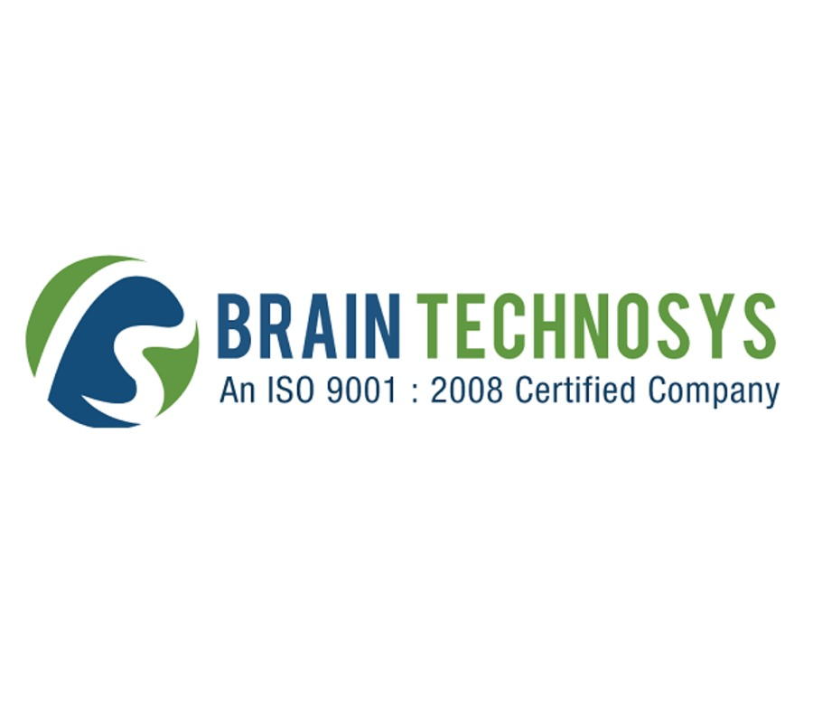 A great web design by Brain Technosys, Noida, India: