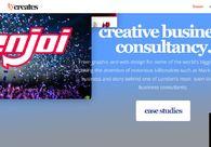 A great web design by tycreates, London, United Kingdom:
