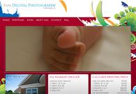 A great web design by Sam Graphic Design, Chicago, IL: