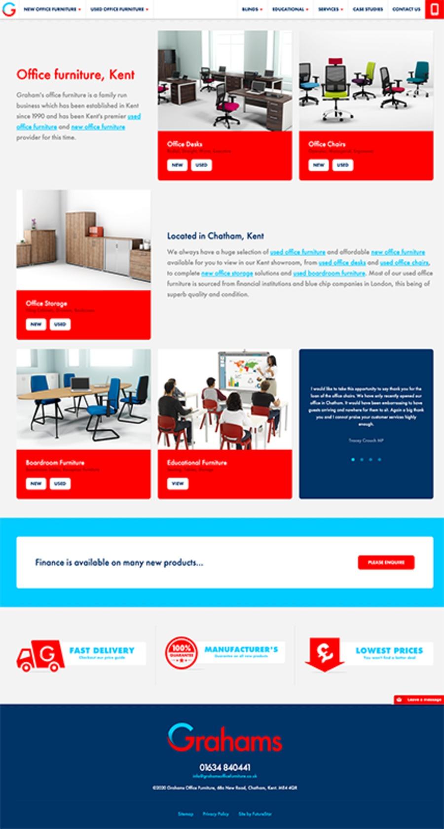 A great web design by Future Star Websites, Dartford, United Kingdom: