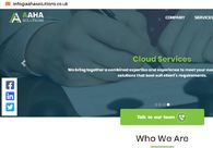 A great web design by Aaha solutions, Erith, United Kingdom: