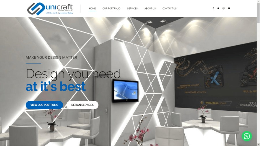 A great web design by Encoduo, Karachi, Pakistan: Responsive Website, Portfolio , Other, Wordpress