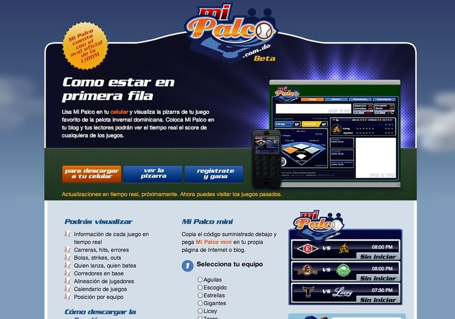 A great web design by Phixarmedia, Santo Domingo, Dominican Republic: