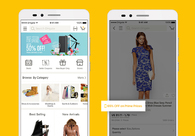 A great web design by Appentus Technologies, Jaipur, India: Mobile App , E-Commerce , Wholesale , PHP