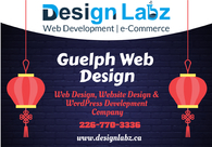 A great web design by Website Design Guelph, Guelph, Canada: