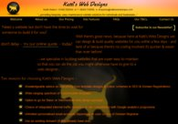 A great web design by Katti's Web Designs, Conwy North Wales, United Kingdom: