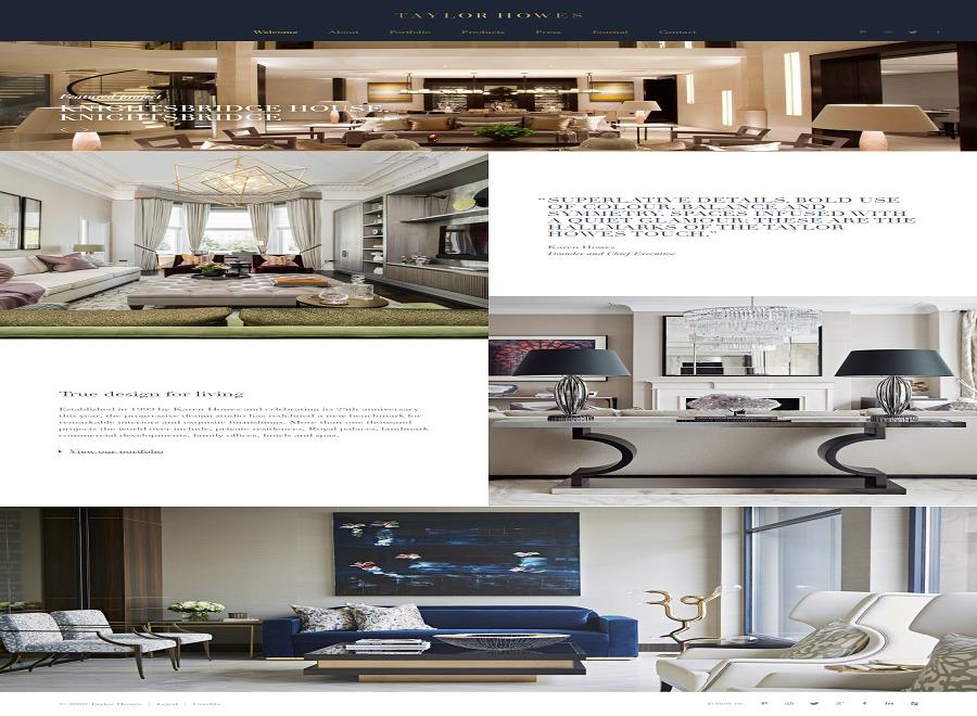 A great web design by HYA Media, Flushing, NY: