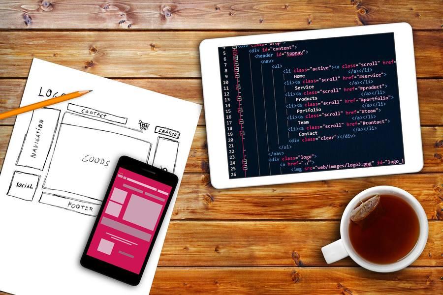 A great web design by Oyova, Jacksonville Beach, FL: