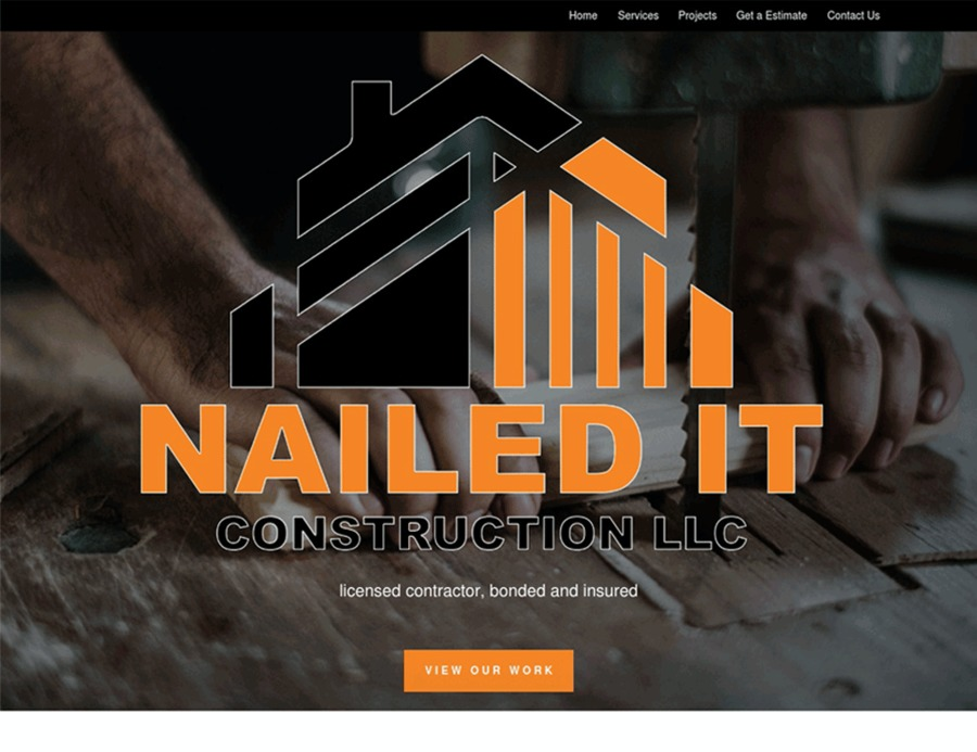 A great web design by Hedge Studio, Kingsport, TN: