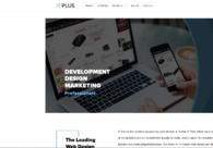 A great web design by IT Plus, Dubai, United Arab Emirates: