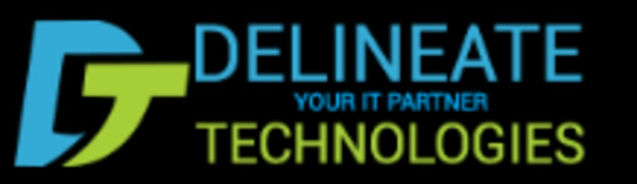 A great web design by Delineate Technologies, Noida, India: