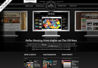 A great web design by The Old State, Dallas, TX: