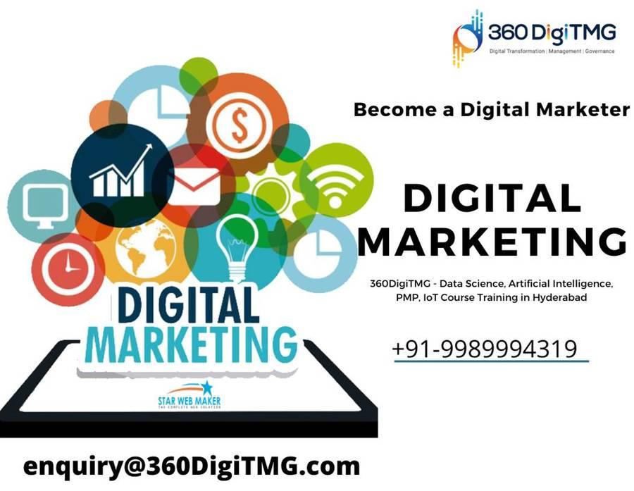A great web design by 360DigiTMG, Hyderabad, India: