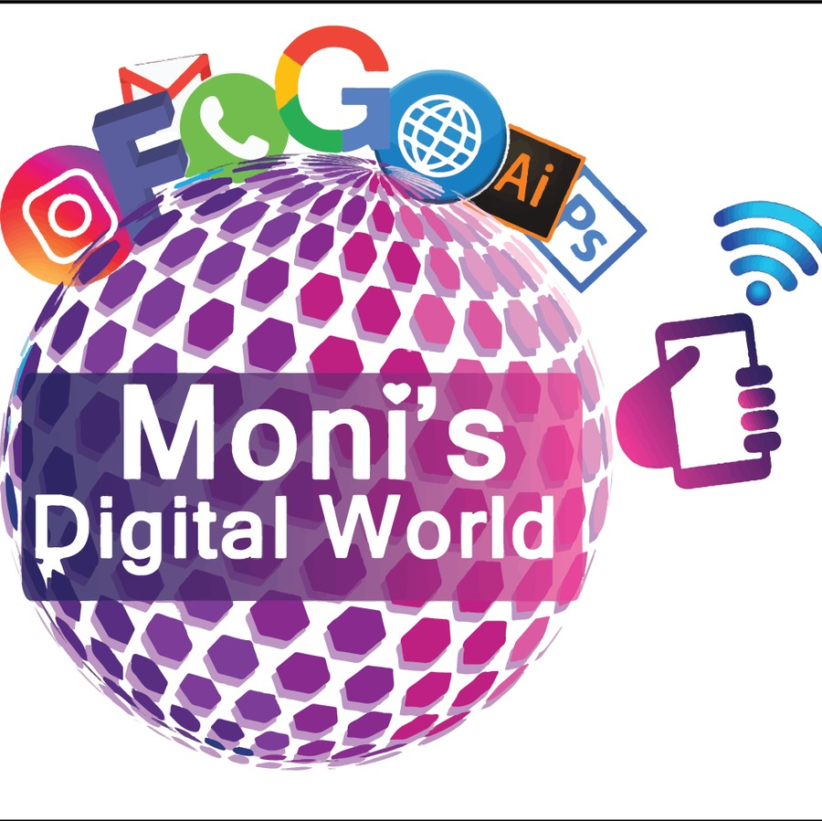 A great web design by Moni's Digital World, Chennai, India: