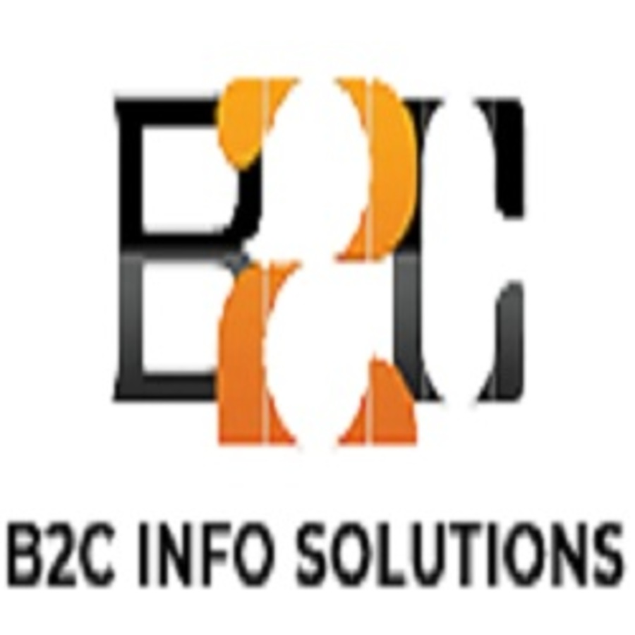 A great web design by B2C Info Solutions - Mobile App Development Company, Noida, India:
