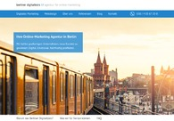 A great web design by Berliner Digitalbüro - Agentur für Online-Marketing, Berlin, Germany: