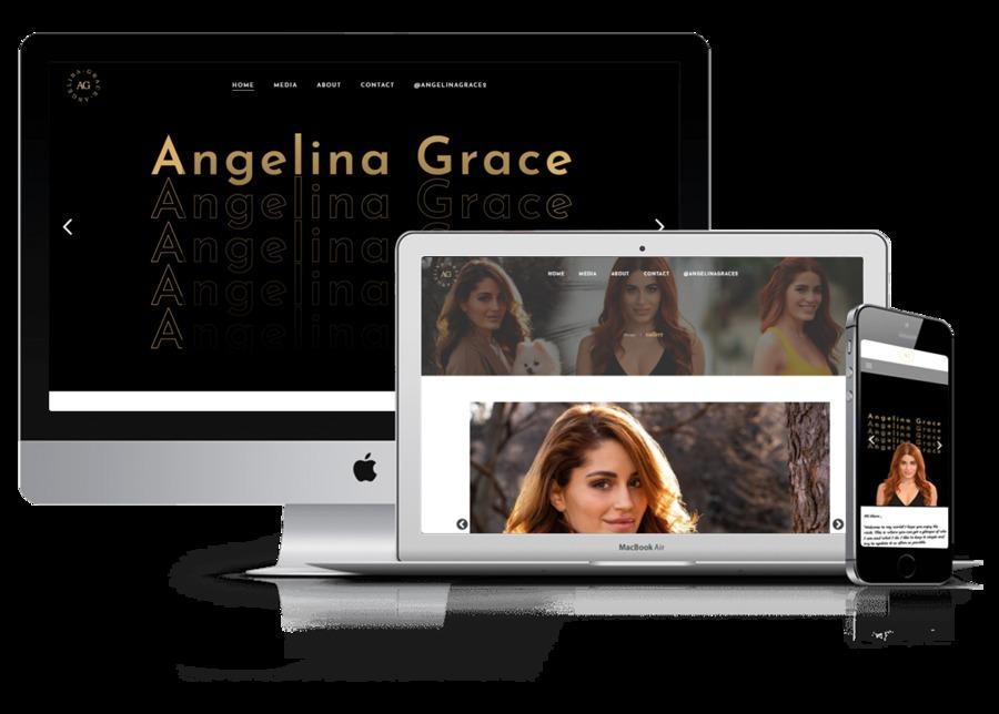 A great web design by Biz4Group, Orlando, FL: Marketing Website , Entertainment