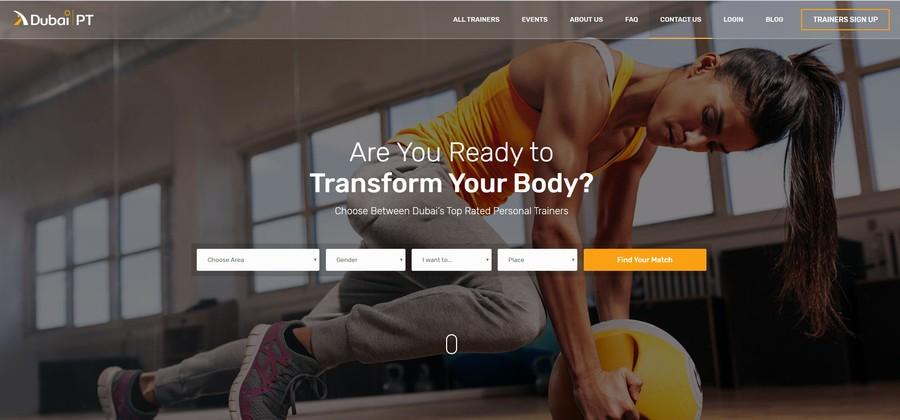 A great web design by Digital Dot, New York City, VT: Website, Other, Sports & Fitness , Wordpress