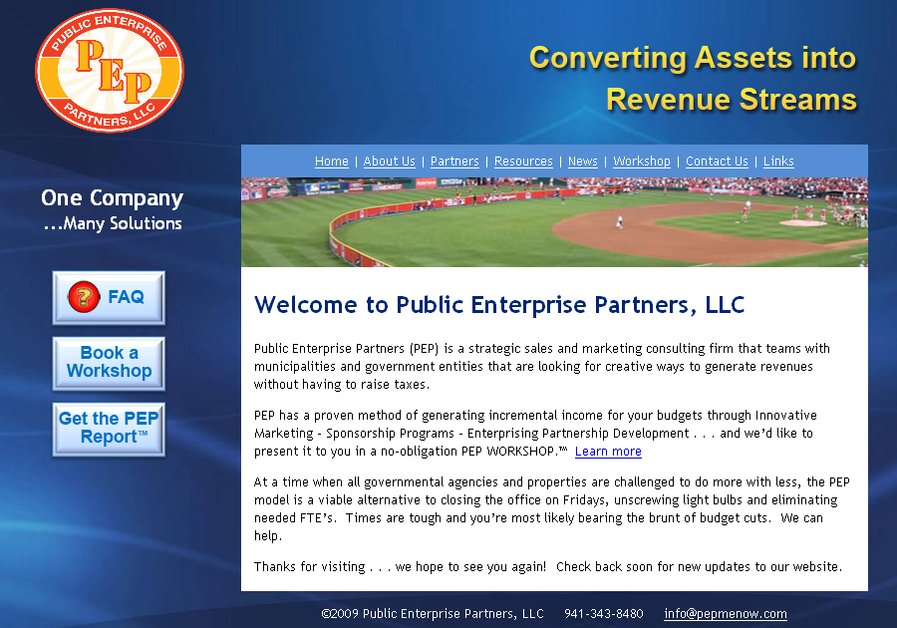A great web design by Special Agent Advisors, Detroit, MI: