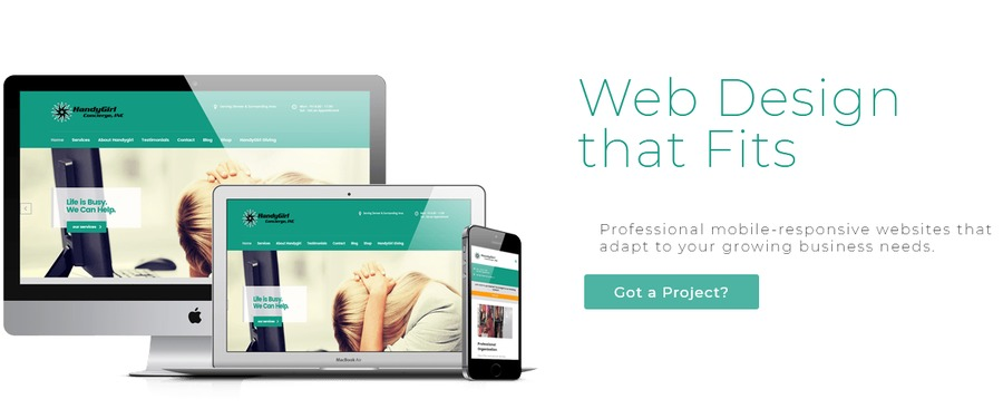 A great web design by Azence, Arvada, CO: